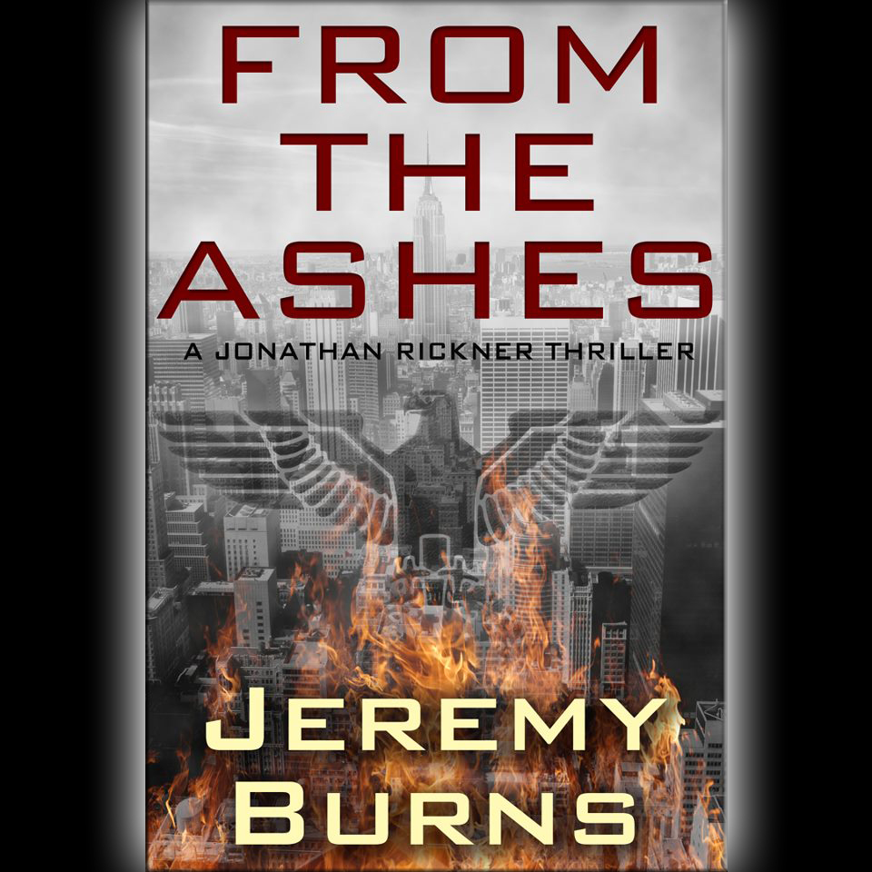 Jeremy Burns begins Virtual Book Tour