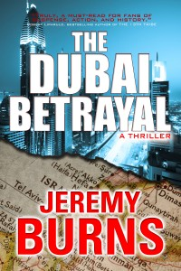 The Dubai Betrayal cover