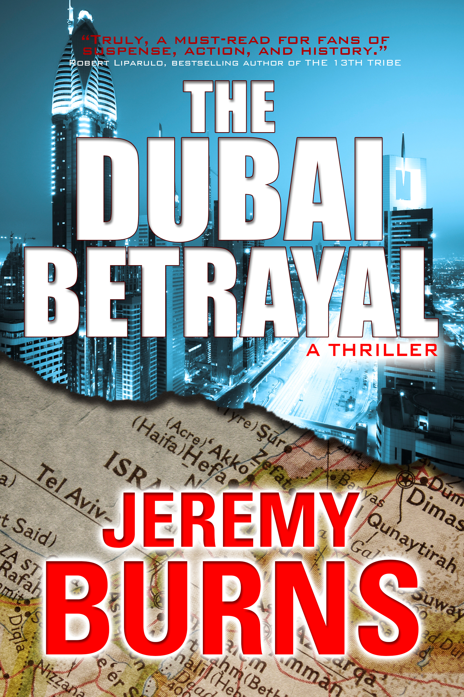 THE DUBAI BETRAYAL launches May 10!